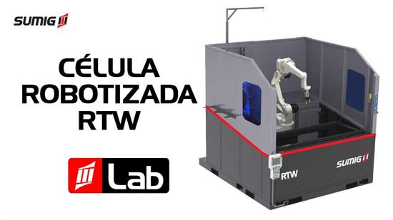 Soldadura robótica para laboratorios