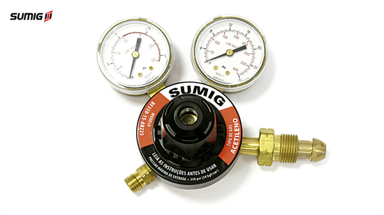 Oxyline Acetylene SU 350 Regulator