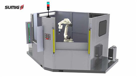 Célula de Solda Robotizada Advantage Anglecell A