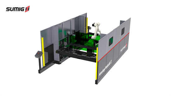 Advantage LT Robotic Welding Cell