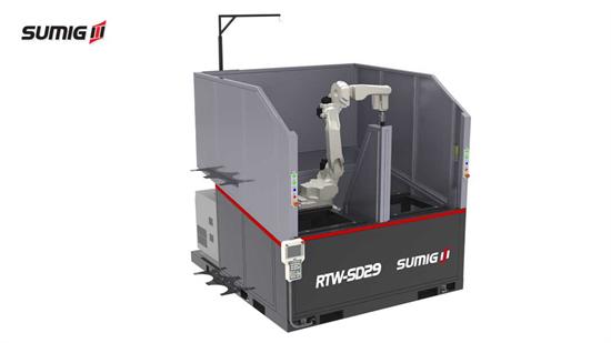 Célula de Solda Robotizada RTW SD-29