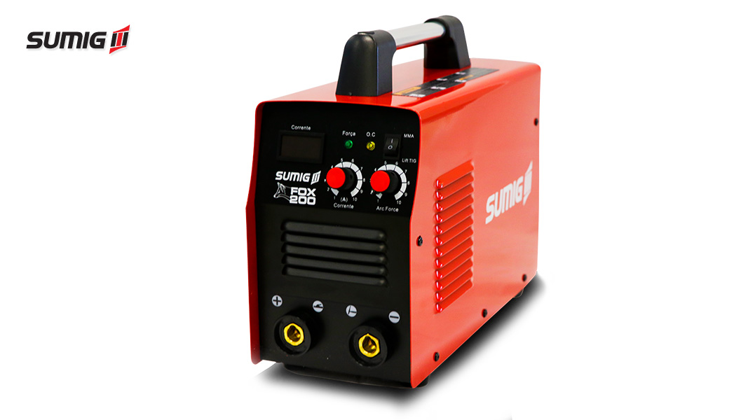Fox 200 Welding Machine - Coated Electrode (MMA)