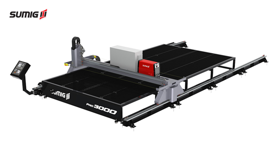 CNC Plasma Cutting Table PRO Series