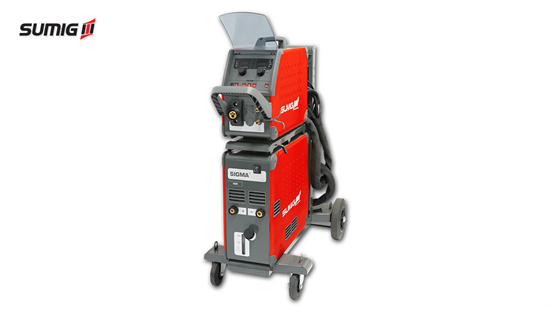 Sigma 500 Multi-process Welding Machine