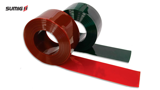 Welding Curtain Strips
