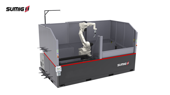 Frontcell LD-1500 Robotic Welding Cell