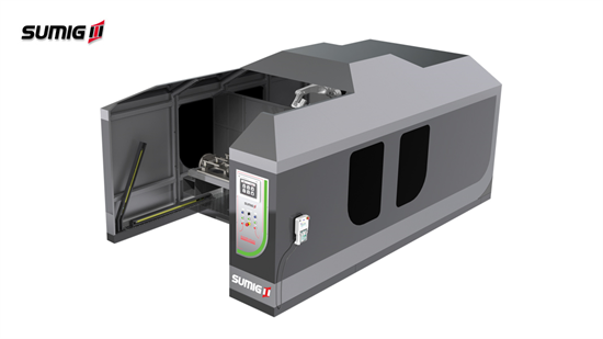 i-Revocell PD-1500V Intellimig Robotic Welding Cell