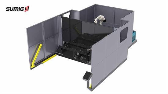 Célula de Solda Robotizada Advantage Revocell V
