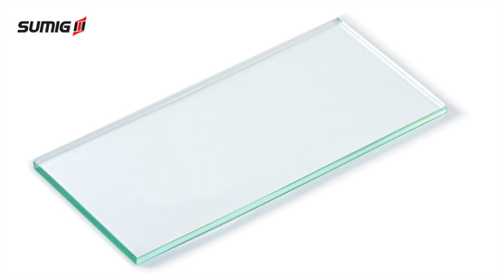 Colorless Protection Glass