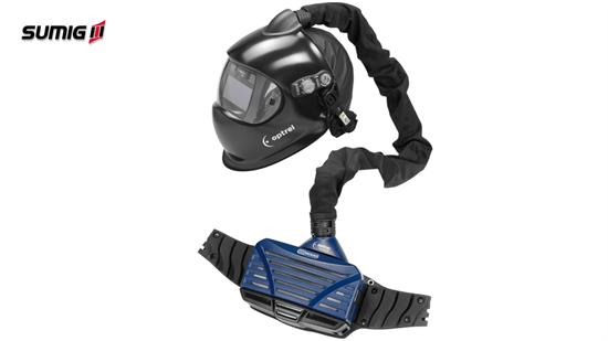 E650 Protection Helmet w / E3000 Respirator System