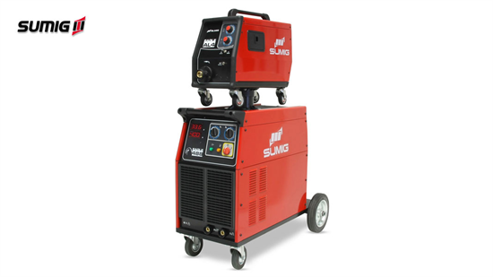 Eagle 488 MIG/MAG Welding Machine