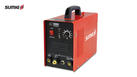 Tiger 205 TIG Welding Machine