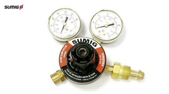 Oxyline Argon SU 350 Regulator