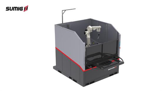 Revocell PD-1000V - Célula de Soldagem Robotizada