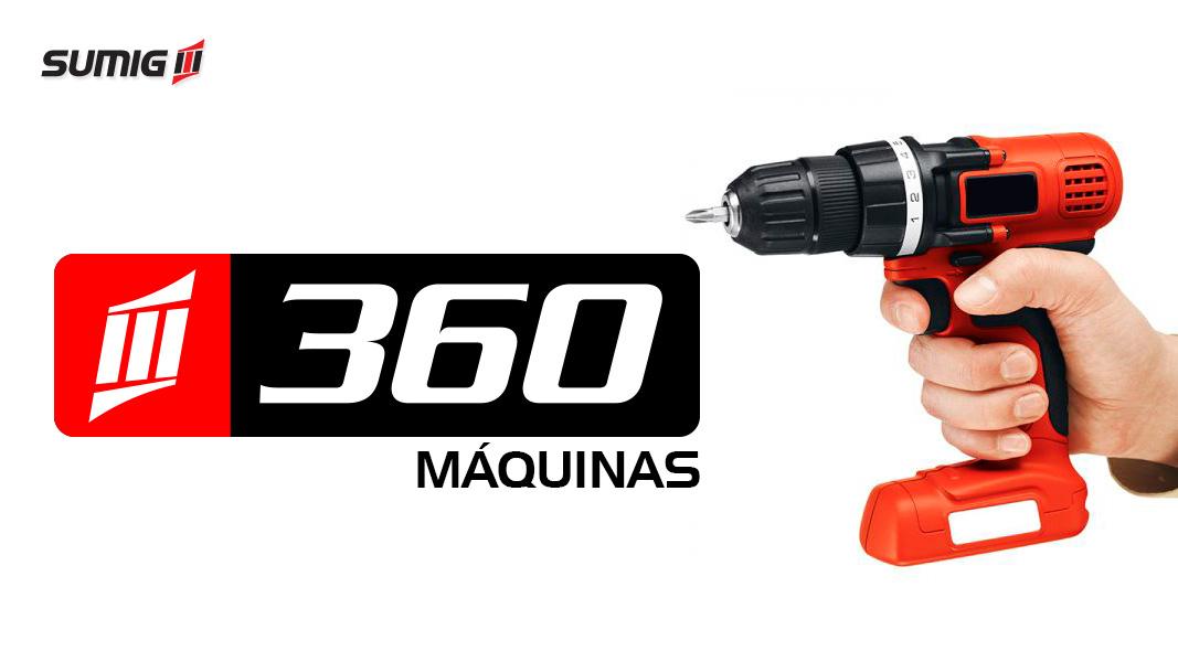 Sumig 360 - Manutenção Corretiva - Máquinas de Soldagem e Corte
