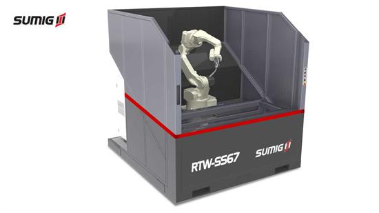 Célula de Solda Robotizada RTW SS-67