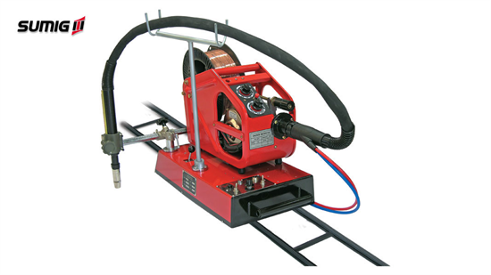 Autotrack 50 Portable Welding Mechanization Machine