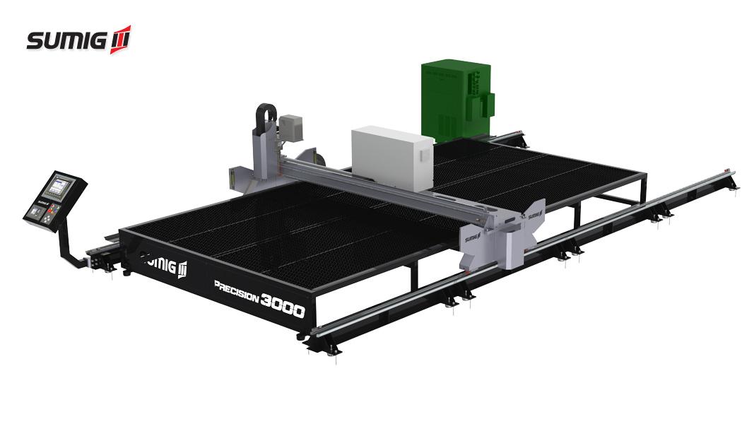 Mesa de Corte Plasma Precision Series