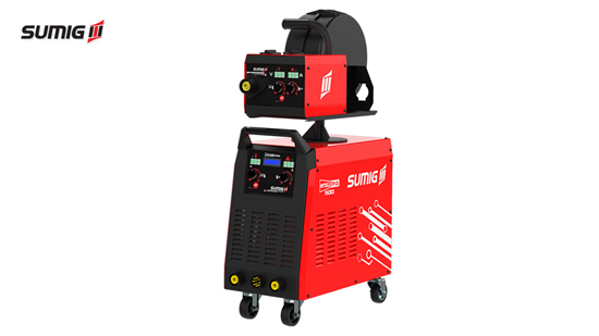 Intellimig 500 Intelligent Welding Machine