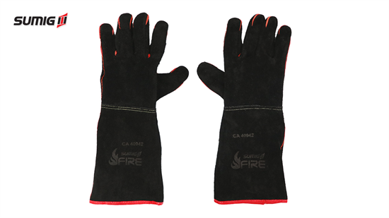 Sumig Fire Leather Glove