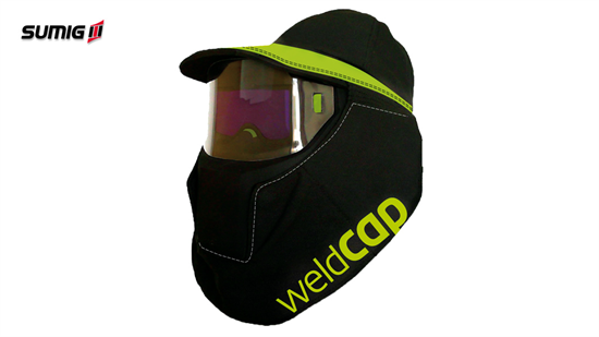 Máscara de Proteção Weldcap