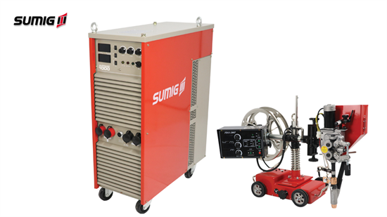 Autoarc 1000 Submerged Arc Welding Machine