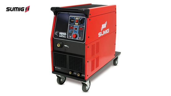 Hawk 438 MIG/MAG Welding Machine