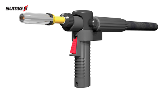 SU 602 MIG/MAG Cooled Push-Pull Torch
