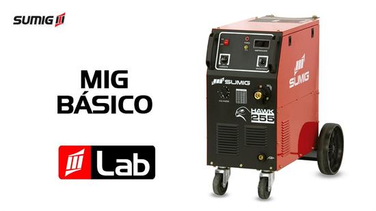 MIG Básico para Laboratórios