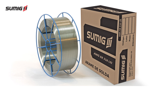 MIG Stainless Steel Wire AWS A5.9 ER 316 LSi