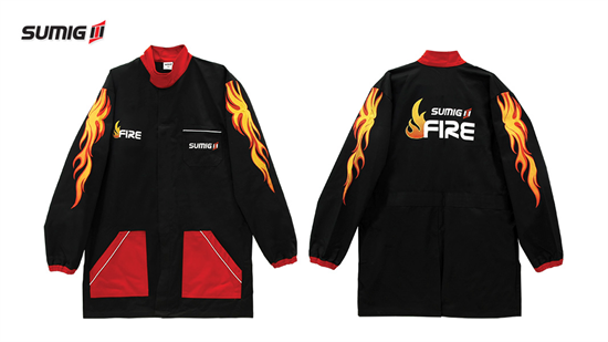 Sumig Fire Welder Uniform