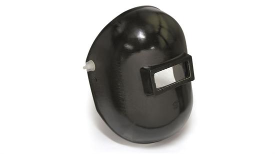 Máscara de celeron com visor fixo