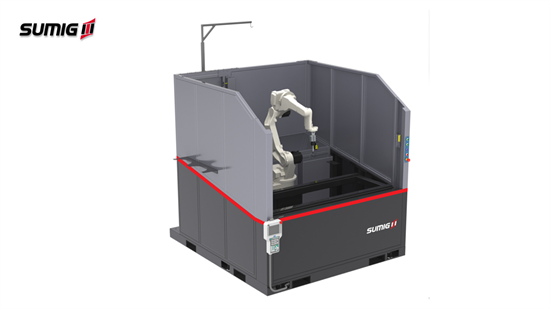 Frontcell PS-1700 Robotic Welding Cell