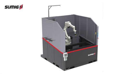 Frontcell PS-1700 - Célula de Soldagem Robotizada