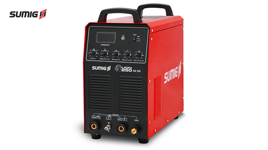 LION 250 TIG Welding Machine