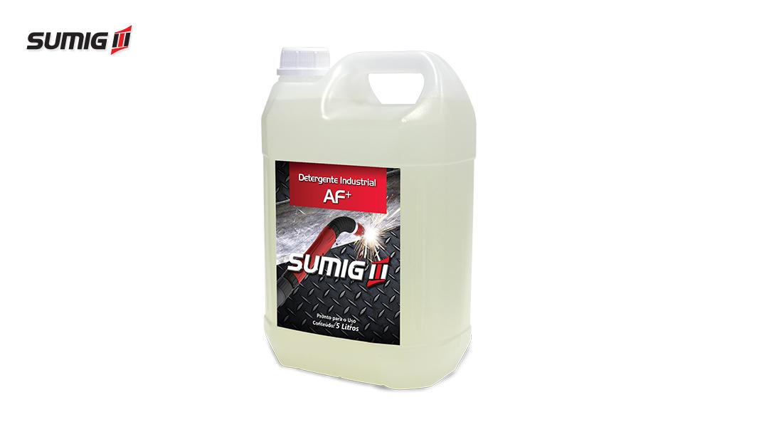 Detergente Industrial Af+