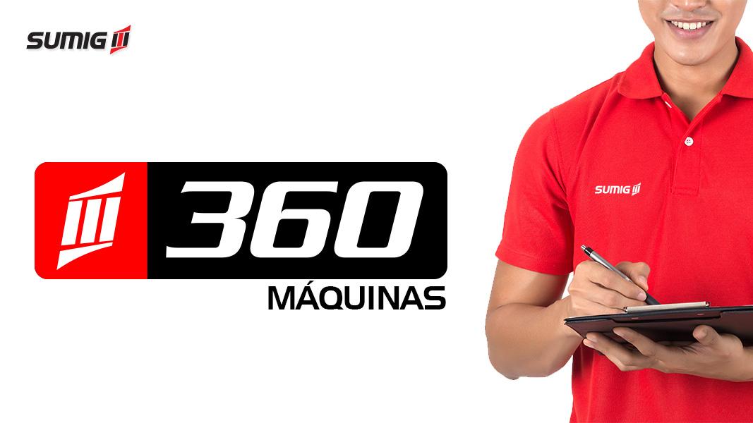 Sumig 360 - Treinamentos - Máquinas de Soldagem e Corte