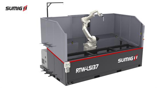 Célula de Solda Robotizada RTW LS-137